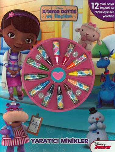 Disney Yaratıcı Minikler - Doktor Dottie ve İlaçları