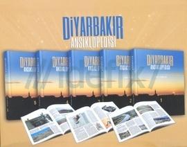 Diyarbakır Ansiklopedisi (5 Kitap Takım)