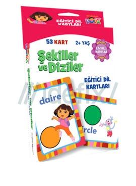 Dora Şekiller Ve Diziler