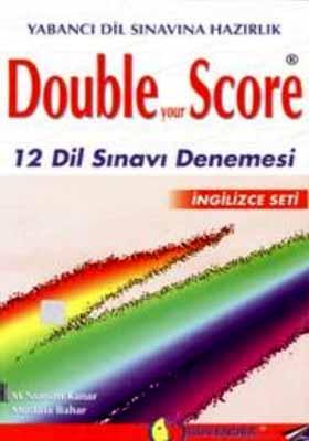 Double Your Score - 12 Dil Sınavı Denemesi
