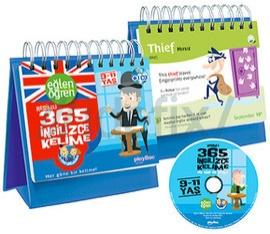 Eğlen Öğren Resimli 365 İngilizce Kelime 9 -11 Yaş