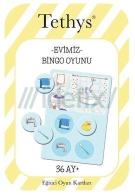 Evimiz Bingo Oyunu