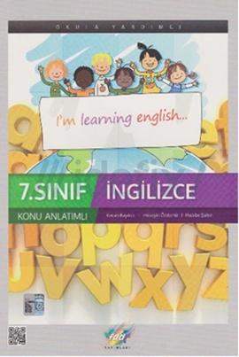 FDD 7. Sınıf İngilizce Konu Anlatımlı