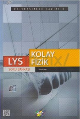 FDD LYS Kolay Fizik Soru Bankası