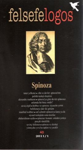 Felsefelogos Sayı: 40 Spinoza