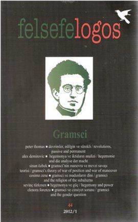 Felsefelogos Sayı: 44 Gramsci