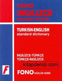 Fono İngilizce Standart Sözlük