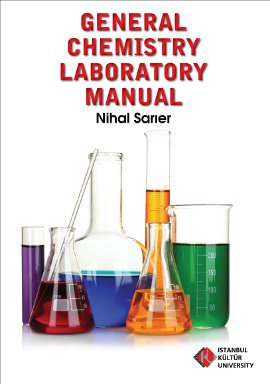 General Chemistry Laboratory Manual