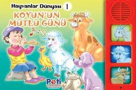 Hayvanlar Dünyası 1: Koyunun Mutlu Günü