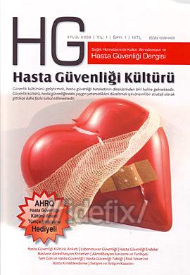 HG Hasta Güvenliği Dergisi Sayı: 1