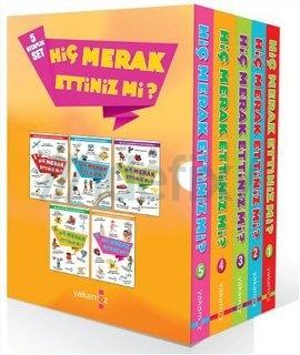 Hiç Merak Ettiniz mi? 5 Kitap Set