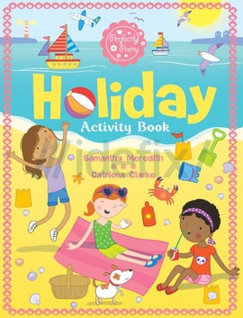 Holiday Activity Book (Perfectly Pretty)