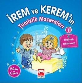 İrem ile Kerem'in Temizlik Maceraları 1