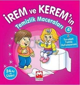 İrem ile Kerem'in Temizlik Maceraları