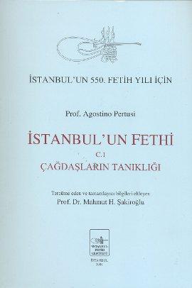 İstanbul'un Fethi Cilt: 1