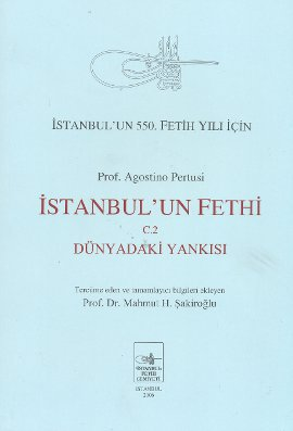 İstanbul'un Fethi Cilt: 2