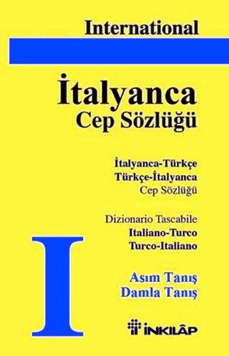İtalyanca Cep Sözlüğü  İtalyanca - Türkçe / Türkçe - İtalyanca