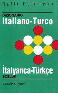 İtalyanca-Türkçe Sözlük