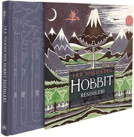J.R.R. Tolkien'den Hobbit Resimleri (Kutulu-Numaralı Özel Baskı)