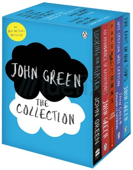 John Green The Collection: The Fault in Our Stars / Looking for Alaska / Paper Towns / An Abundanc