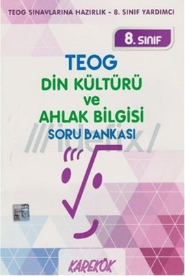 Karekök 8. Sınıf TEOG Din Kültürü ve Ahlak Bilgisi Soru Bankası