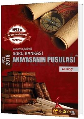 Kitapcimbiz KPSS Anayasanın Pusulası Soru Bankası 2016