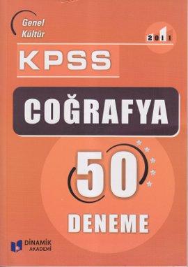 KPPS Coğrafya 50 Deneme