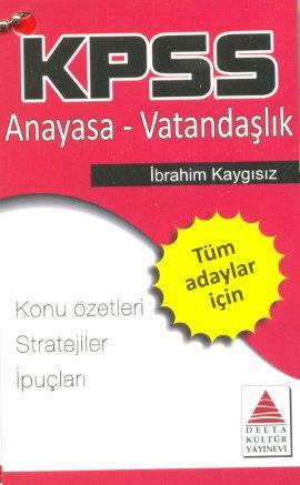 KPSS Anayasa