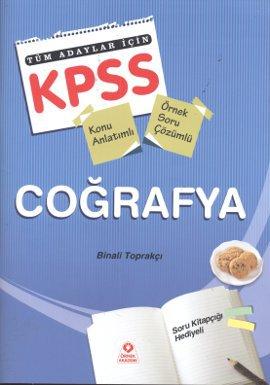 KPSS Coğrafya Tüm Adaylar İçin 2012