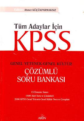 KPSS Genel Yetenek