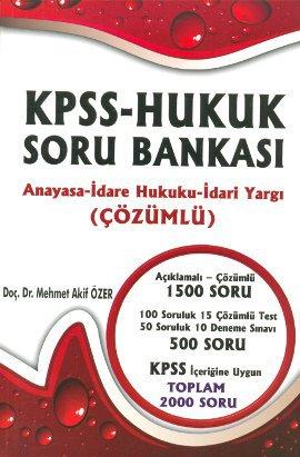 KPSS Hukuk Soru Bankası