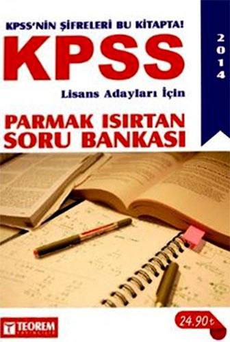 KPSS LisansParmak Isırtan Soru Bankası 2014