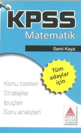 KPSS Matematik