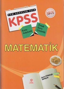 KPSS Matematik Tüm Adaylar İçin 2012