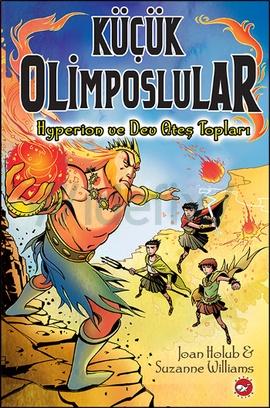 Küçük Olimposlular 4. Kitap