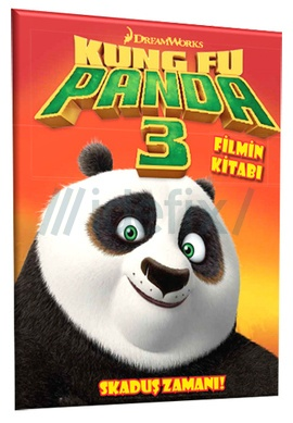 Kung Fu Panda 3 Filmin Kitabı
