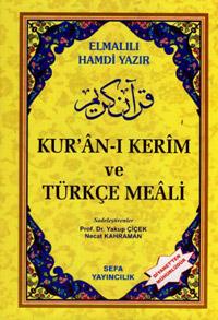 Kur`ân-ı Kerim ve Türkçe Meâli