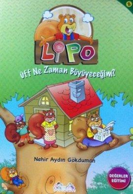 Lipo Değerler Eğitim Seti (10 Kitap)
