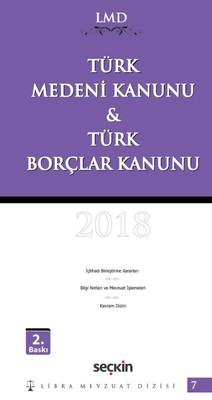 LMD-Türk Medeni Kanunu ve Türk Borçlar Kanunu