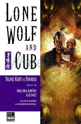 Lone Wolf and Cub Sayı 14