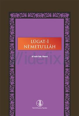 Lügat-ı Ni'metu'llâh