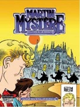 Martin Mystere Klasik Maceralar Dizisi 38
