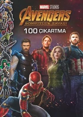Marvel Avengers Sonsuzluk Savaşı-100 Çıkartma