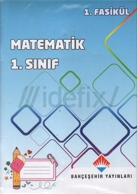 Matematik 1. Sınıf 4 Fasikül