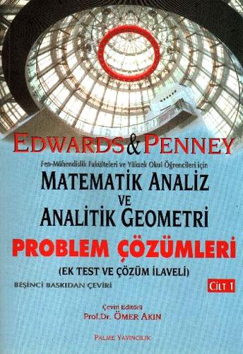 Matematik Analiz ve Analitik Problem Çözümleri Cilt 1