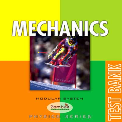 Mechanics Test Bank