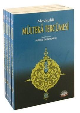 Mevkufat Mülteka Tercümesi 4. Cilt Takım