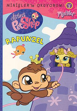 Minişler Rapunzel