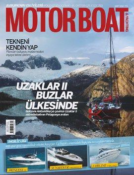 Motor Boat-Yachting Dergisi (Mart 2012)