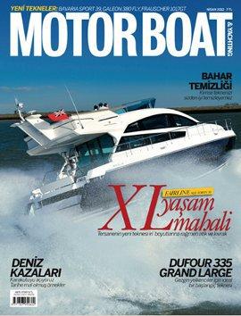 Motor Boat-Yachting Dergisi (Nisan 2012)